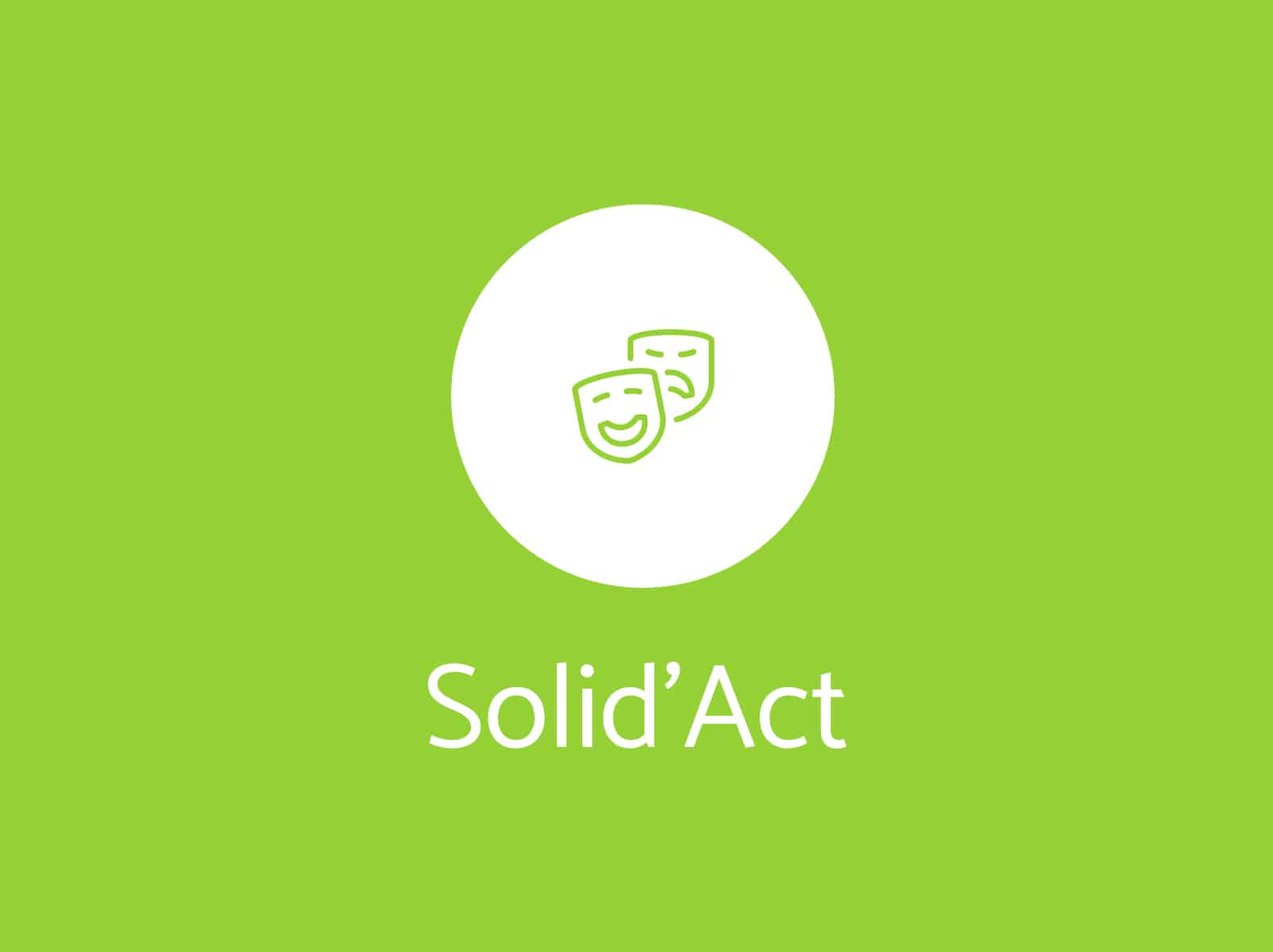 Solid Act Association ACT spectacle